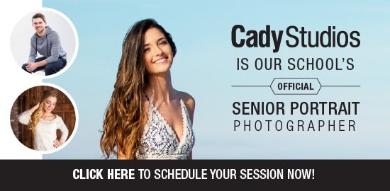 CADY STUDIOS OFFICIAL SENIOR CLASS PORTRAIT PROVIDER FOR BHS