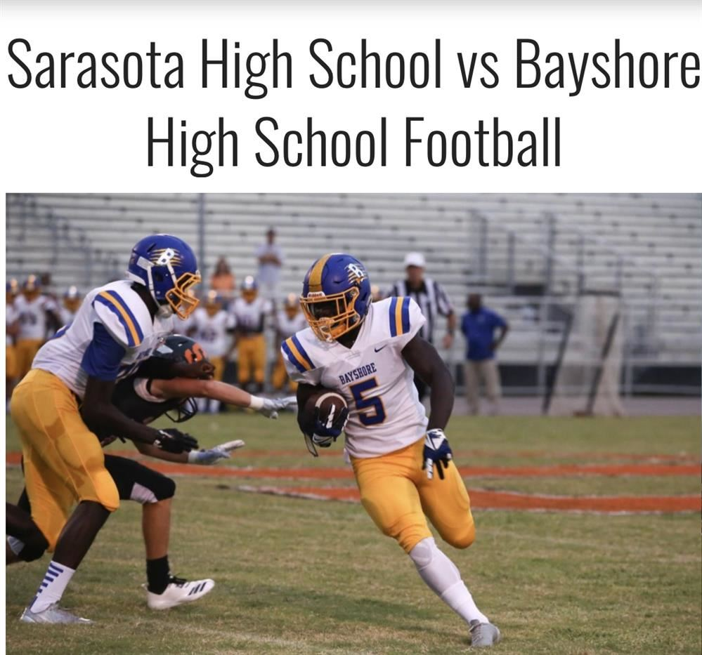 BAYSHORE FOOTBALL WINS FIRST REGULAR GAME OF THE SEASON