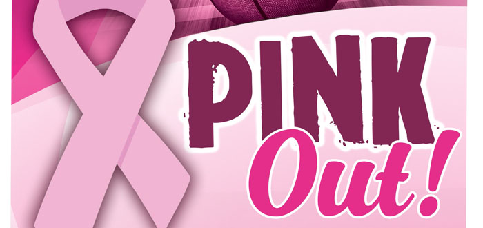 BHS PINKOUT ON 10/18/2019.  WEAR PINK!