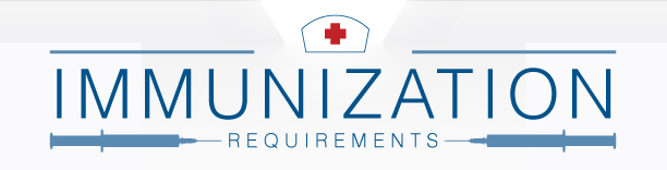 Immunizations Requirements