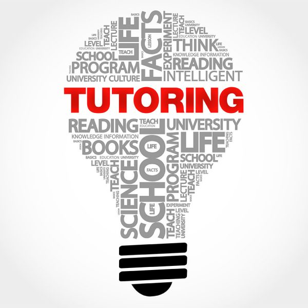 Tutoring light bulb