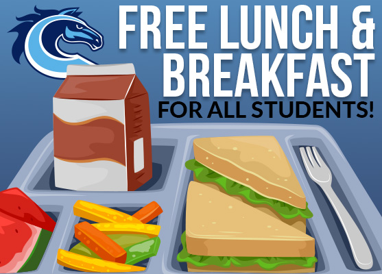 Free Breakfast & Lunch For Students From 11-1