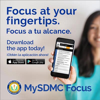 Focus at your fingertips. Download the app today!