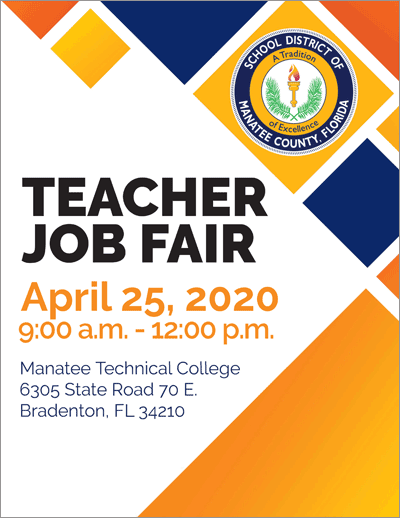 SDMC Teacher Job Fair