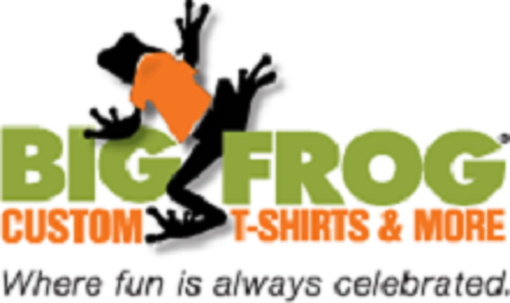 Big Frog Custom T- Shirts